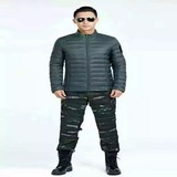 武警雪豹部队定制羽绒服