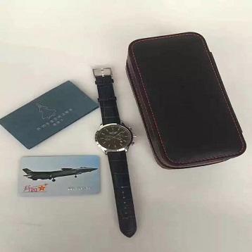 新款歼-20空军手表