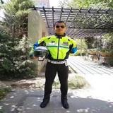警察摩托车骑行服