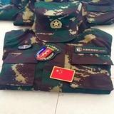 陆军特种兵2代作训服 中国陆军特种部队迷彩服