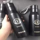 中国特警水壶 警察水壶
