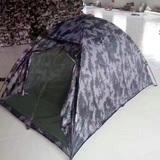 07式林地迷彩双兵野营帐篷