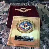 空降兵纪念牌