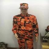 08消防新式作训服