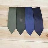 07常服领带 陆 海 空 武 领带