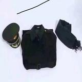 07式女式妮子军官大衣