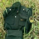 武警退役纪念服