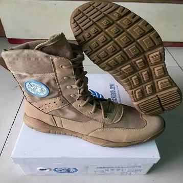 赴马里维和部队定制靴