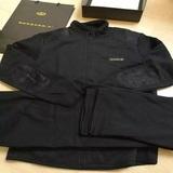 海军16式冬体能服套装 加绒保暖 抓绒套装防寒