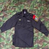 09雪豹黑色作训服