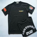12式特种部队T恤 最 利剑T恤