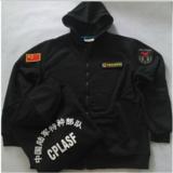 中国特种部队 特侦 冬卫衣