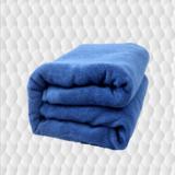 海军新款藏青色纯棉毛巾被