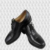 07A三节头 校尉常服士官三接头皮鞋