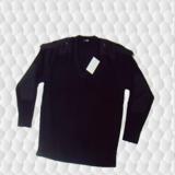 07军绿保暖毛衣深蓝色羊毛衫藏青色针织衣