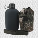 新式部队配发丛林迷彩水壶 10迷彩水壶