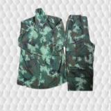 15式武警夏季数码迷彩作训服套装